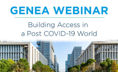 Building access in a post covid-19 world